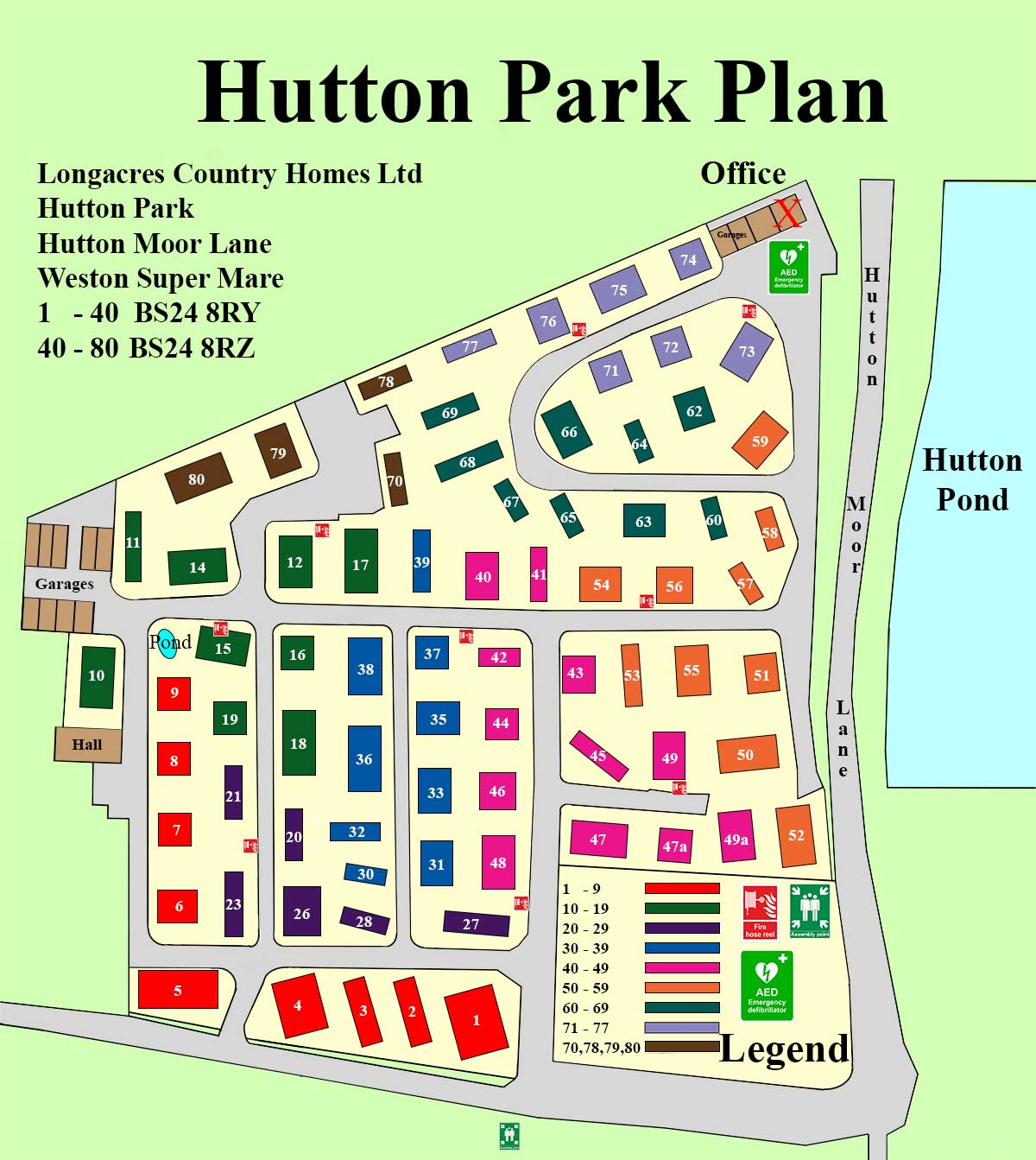 Residential Parks Somerset Hutton Park