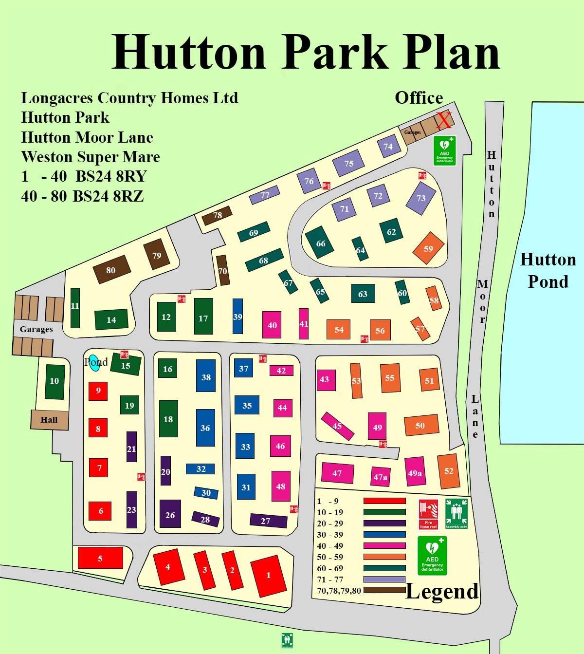 Residential Parks Somerset Hutton Park